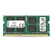 Kingston Technology ValueRAM Modulo Memoria, 1600 MHz, DDR3, Non-ECC CL11
