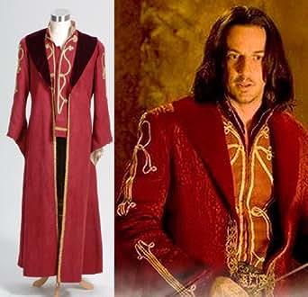 Legend of the Seeker Darken Rahl Manteau Veste Cosplay Costume Déguisement - *Sur Mesure*