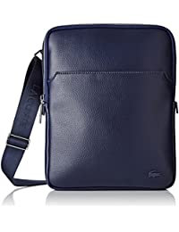 Lacoste NH1741GL, Sac Bandouliere Hommes, 26 x 3.5 x 20 cm