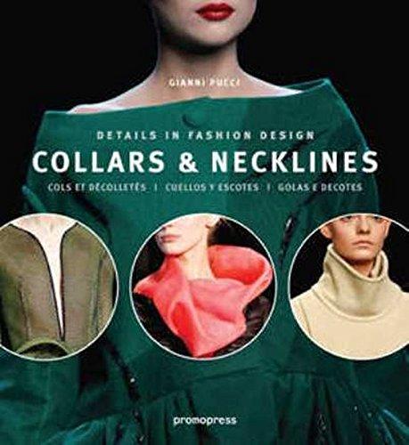 Collars & Necklines. Details In Fashion Design