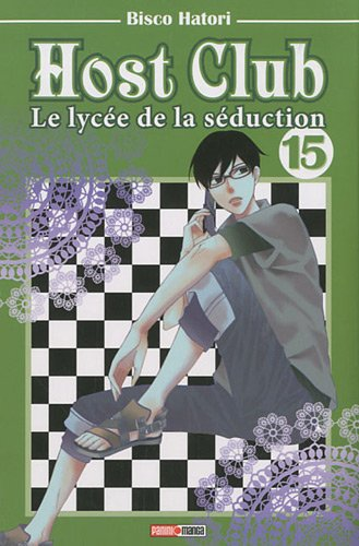 Host Club Edition simple Tome 15