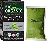 #7: Indus Valley 100% Organic Soft Black Henna Hair Color
