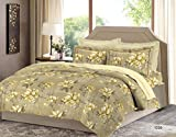 Bombay Dyeing Cotton King Size Bedsheet ...