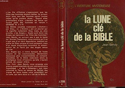La lune clé de la Bible