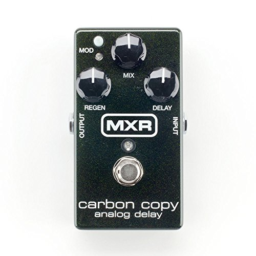 Dunlop MXR Carbon - guitar accessories