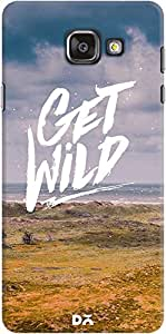 DailyObjects Get Wild Mobile Case For Samsung Galaxy A7 2016 Edition