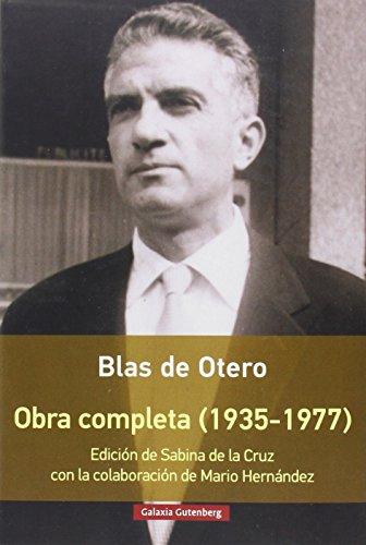 Obra Completa. 1935-1977 (Rústica)