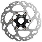 Shimano SM-RT70 Bremsscheibe, Silber/Schwarz, Durchmesser 160 mm