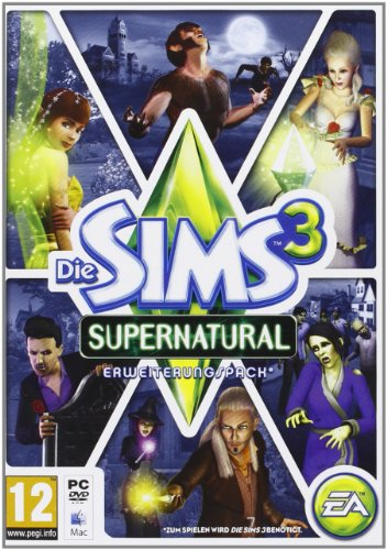 Die Sims 3: Supernatural (Add - On) [AT PEGI] - [PC/Mac] Supernatural-pc-spiele