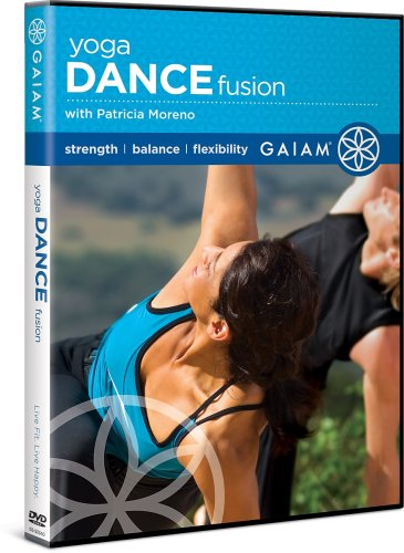 Dance Yoga Fusion (Yoga Dance Fusion)