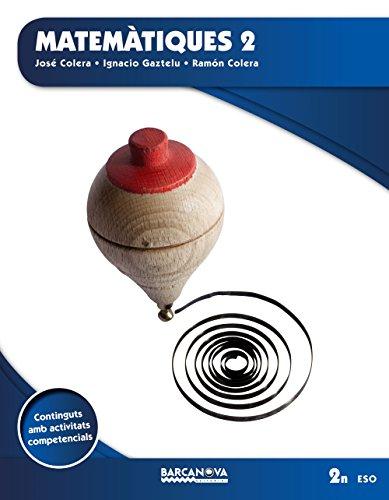 Matemàtiques 2n ESO (Materials Educatius - Eso - Matemàtiques) - 9788448939892 (Arrels)