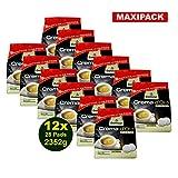Dallmayr Crema d´Oro MILD & FEIN 12 x 28 Pads á 196g MAXIPACK (2352g) - 100% Arabica gemahlener Kaffee