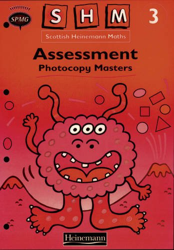 Scottish Heinemann Maths 3: Assessment PCMs