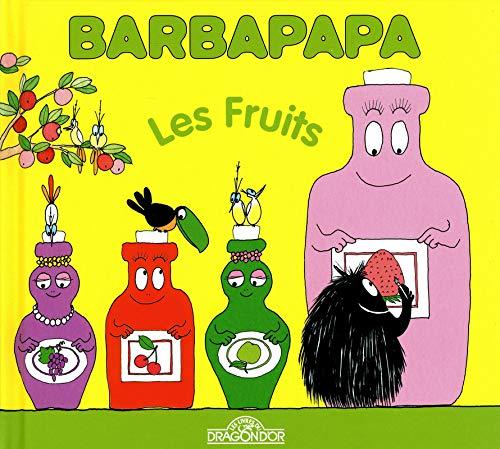 Barbapapa - Petite bibliothèque 23 Les fruits