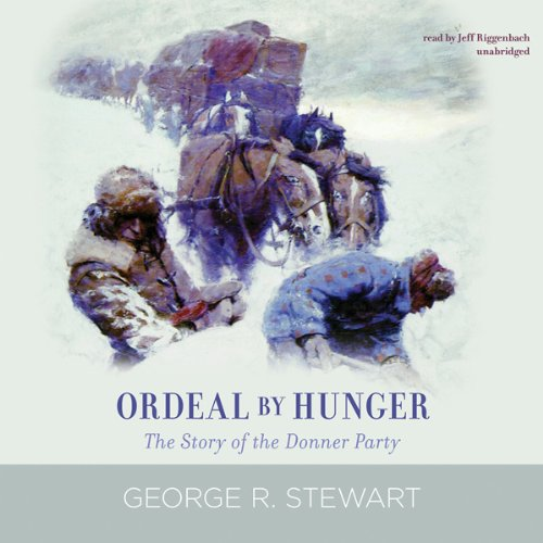 Ordeal by Hunger  Audiolibri