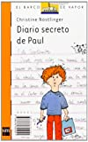 Image de Diario secreto de Susi. Diario secreto de Paul (Barco de Vapor Naranja)