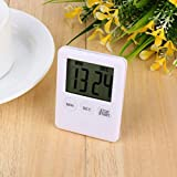 Best Cooking Timers - amiciKart Plastic Digital Display Kitchen Cooking Alarm Clock Review