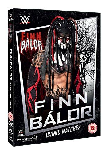 wwe-finn-balor-iconic-matches-dvd