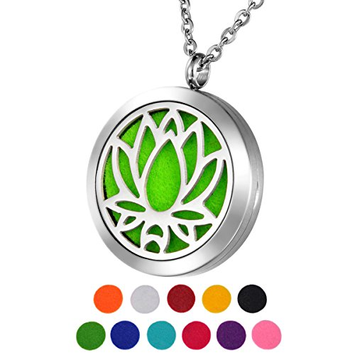 housweety-aromatherapy-essential-oil-diffuser-lotus-flower-necklace-stainless-steel-locket-family-pe