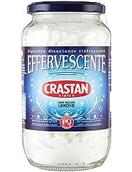 Crastan Preparato Granulare per Bevande Effervescente con Succo Limone - 250 g