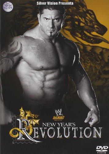 Wrestling - New Year'S Revolution 2005