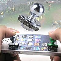 NOLOGO JS-mlx Mini Juego for móvil Joystick PUBG Sticks Palanca de Control de Barra de accionamiento Mano Polo Juegos Inteligente Inteligente Joypad