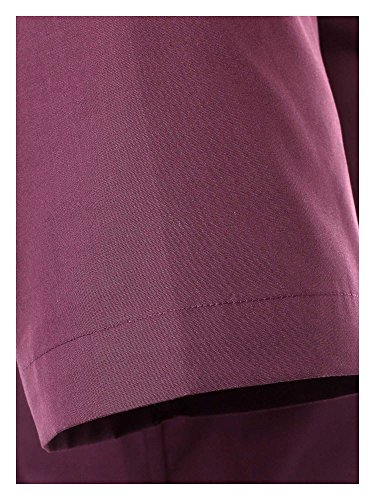 Venti Herren Businesshemd Violett