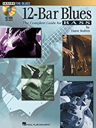 12-Bar Blues Bass (Book/Cd) (Inside the Blues) by Dave Rubin (2012-02-01)