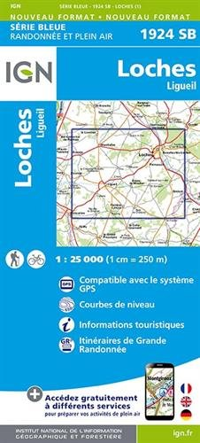 Loches/Ligueil : 1924sb