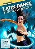 Latin Dance Fitness Workout - Fatburner [DVD]