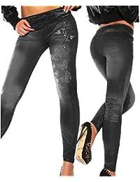 Lucky Will - Legging de sport - Femme noir noir