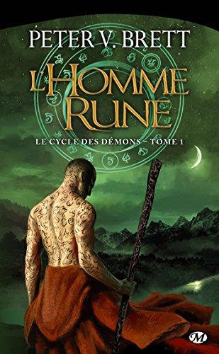 Le Cycle des démons, T1 : L'Homme-rune