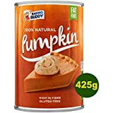 Pumpkin Pie Filling - Tinned Pumpkin - 100% Natural Fat Free Pumpkin - 425g Can