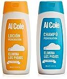 Al Cole - Antipiojos, pack Loción 200 ml + Champú 200 ml