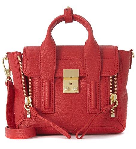 sac-a-main-31-phillip-lim-pashli-mini-satchel-en-peau-prisee-grainee-rouge