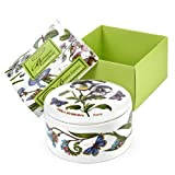 Best Gift Garden Friends Keepsakes - Botanic Garden Round Trinket Box, Porcelain, Multi-Colour, 9.5 Review