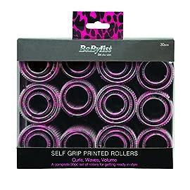 babyliss leopard print rollers - 511dBu 2BbbfL - BaByliss Leopard Print Rollers, Pack of 30