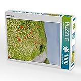 Sommerzeit 1000 Teile Puzzle hoch (CALVENDO Natur)