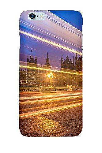 iPhone 6/6S Coque photo - Lumières Big Ben rue