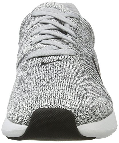 Nike Air Max Modern Flyknit, Scarpe da Ginnastica Uomo Grigio (Wolf Grey/Black/White)