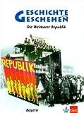 Geschichte und Geschehen 4. Ausgabe Bayern Gymnasium: Themenheft
