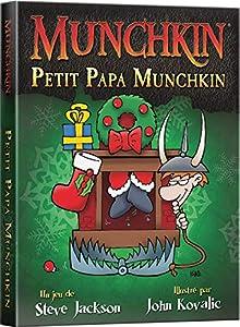 Asmodee pequeño Papa Munchkin, egemu80, Juego de Cartas