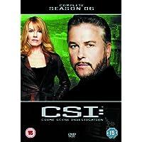 CSI: Las Vegas - Complete Season 6