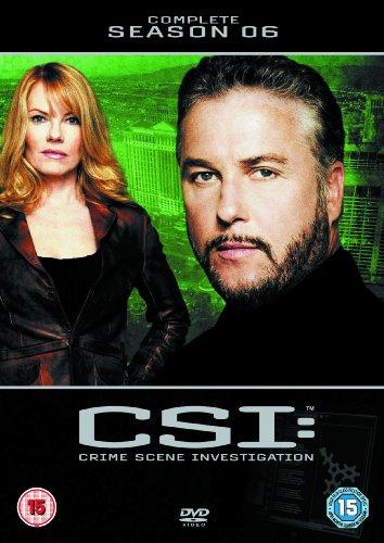 Crime Scene Investigation - Season 6 - Complete