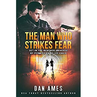 The Jack Reacher Cases (The Man Who Strikes Fear)