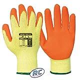 (12Paar) Portwest A150Latex Palm Allgemeine Handhabung Arbeitshandschuhe Gr. XL