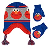 Best Elmo Movies For Toddlers - Sesame Street Boys' Toddler Elmo Character Hat Review