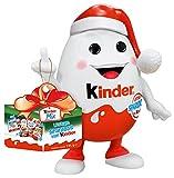 Ferrero - Kinderino Weihnachtsspardose Schokolade Weihnachtspräsent - 131g