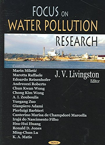 [Focus on Water Pollution Research] (By: James V. Livingston) [published: July, 2006]