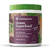 Amazing Grass Green Superfood: Suplemento...